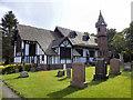SJ9393 : Church of St Mary the Virgin, Haughton Green by David Dixon