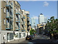TQ3680 : Narrow Street, Limehouse by Malc McDonald