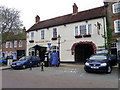 SU5711 : The Kings Head, Wickham by Miss Steel