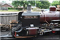 TG1926 : Locomotive depot at Aylsham Bure Valley Railway station by Glen Denny