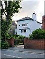 TQ2078 : A house designed by Charles Voysey, South Parade, Bedford Park by Stefan Czapski