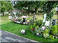 TQ4768 : Mosey's grave, St Mary Cray Cemetery by Marathon