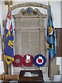 SU5832 : New Alresford War Memorial by Colin Smith