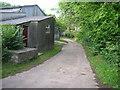 ST6057 : Nanny Hurn's Lane by James Ayres
