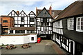 SO5174 : The Bull Hotel, Ludlow by Philip Pankhurst