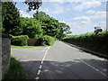 SJ5071 : Junction of Manley Lane and Moss Lane by Jeff Buck