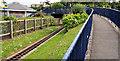 J5082 : Footbridge, Bangor by Albert Bridge