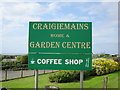NX0882 : Craigiemains Garden Centre by Billy McCrorie
