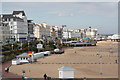 TV6198 : Eastbourne seafront by Richard Croft