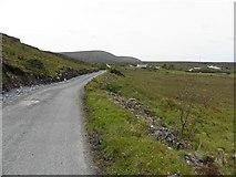 B8928 : Road at Ballynacraig by Kenneth  Allen