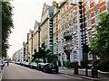 TQ2782 : Mansion flats, St. John's Wood High Street, NW8 by Mike Quinn