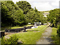 SE0411 : Huddersfield Narrow Canal, Lock 40E by David Dixon