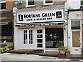 TQ2585 : Fortune Green Caf&eacute; &amp; Snacks Bar, Fortune Green Road, NW6 by Mike Quinn