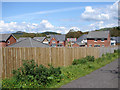 NS2171 : New housing at Inverkip by Thomas Nugent