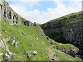 SD8964 : Pennine Way below Comb Hill : Week 24