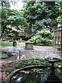 TQ3281 : Postman's Park by David Smith