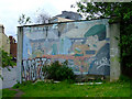 NS5964 : Barras mural by Thomas Nugent