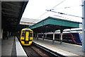NT2673 : Waverley Station by N Chadwick