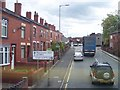 SD7001 : Road junction on Manchester Road Tyldesley by Raymond Knapman