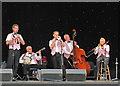 NT1472 : Jazz band at the Royal Highland Show : Week 26