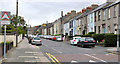 J4974 : Victoria Avenue, Newtownards by Albert Bridge