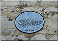 TR0161 : Plaque on Arden's House, Abbey Street, Faversham by pam fray