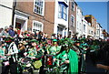 TQ8209 : Jack in the Green Festival 2011 - Bogey Drummers by N Chadwick