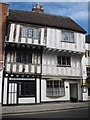 SO8932 : Timber-framed house, Church Street by Philip Halling