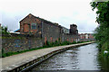 SJ8947 : Old factory buildings near Hanley, Stoke-on-Trent by Roger  Kidd