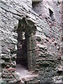 NT7323 : Inside Cessford Castle (3) by Astrid H