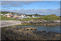 HU5179 : Burravoe from Wester Ayre by Mike Pennington
