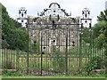 SK6405 : The gates of Scraptoft Hall by Mat Fascione