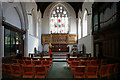 TQ2385 : St Gabriel, Walm Lane, Cricklewood - Chancel by John Salmon
