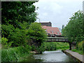 SJ9050 : Caldon Canal near Milton, Stoke-on-Trent by Roger  Kidd