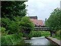 SJ9050 : Caldon Canal near Milton, Stoke-on-Trent by Roger  Kidd