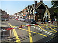TQ2605 : Portslade-By-Sea - Level Crossing by Roy Hughes