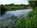 TL1097 : River Nene looking towards Water Newton by Marathon