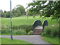 SP1078 : Recreation Ground, Haslucks Green / Shirley by Michael Westley