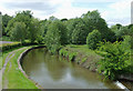 SJ9151 : Caldon Canal at Stockton Brook, Staffordshire by Roger  Kidd