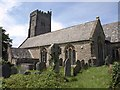 SX5153 : Church of St Mary and All Saints, Plymstock by Derek Harper