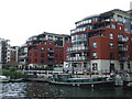 TQ1769 : Riverside apartments, Kingston by Malc McDonald