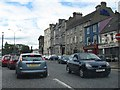 J0826 : Traffic in Abbey Way, Newry by Eric Jones