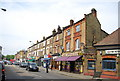 TQ2673 : Shops, Garratt Lane by Nigel Chadwick