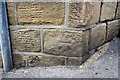 SE1139 : Benchmark on wall of #5 Ferncliffe Road at junction with Mornington Road by Roger Templeman