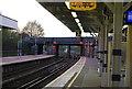 TQ5255 : Platform 3, Sevenoaks Station by N Chadwick