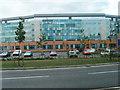 TL1699 : City Hospital, Peterborough by Michael Trolove