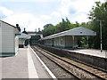 TQ5434 : Eridge station platforms by Stephen Craven