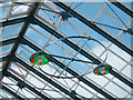 TQ8109 : Glass roof and lighting by Oast House Archive