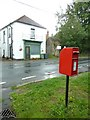SU7728 : Postbox at the junction of Church Street and the B3006 by Basher Eyre