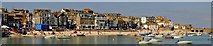 SW5140 : St Ives : St Ives Harbour by Lewis Clarke